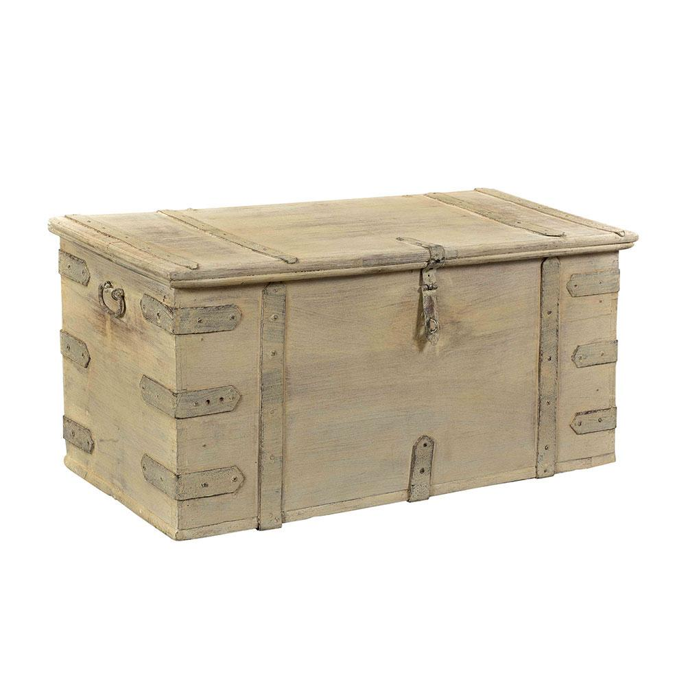 Medium Wooden Chest