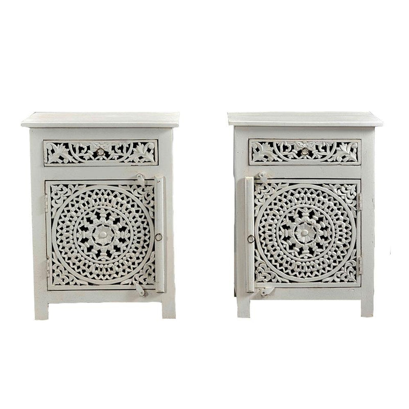Ukhali Stool/ Bedside table/ Side Table