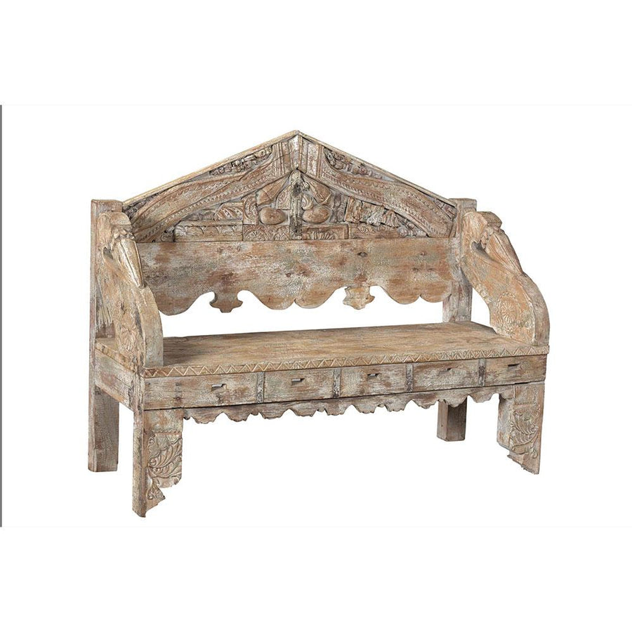 Terrific Wooden Garden Bench Seat Creativecarmelina Interior Chair Design Creativecarmelinacom