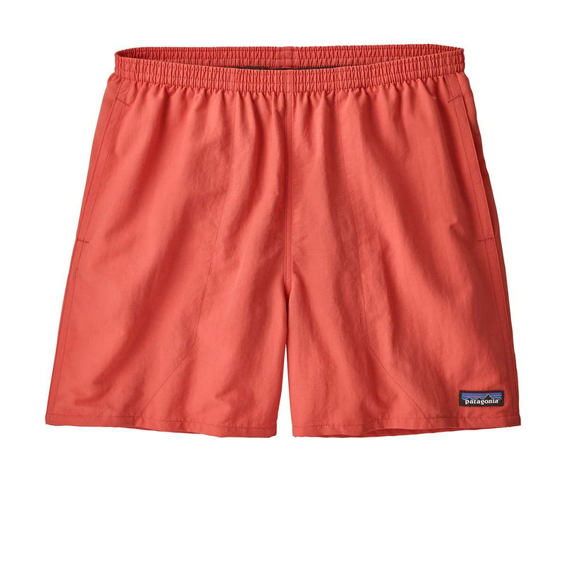 M's Baggies Shorts 5 in - Spiced Coral