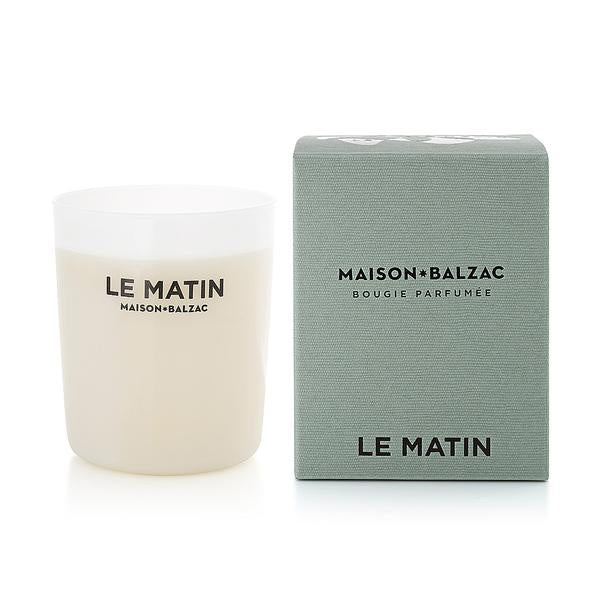 Le Matin Large Candle