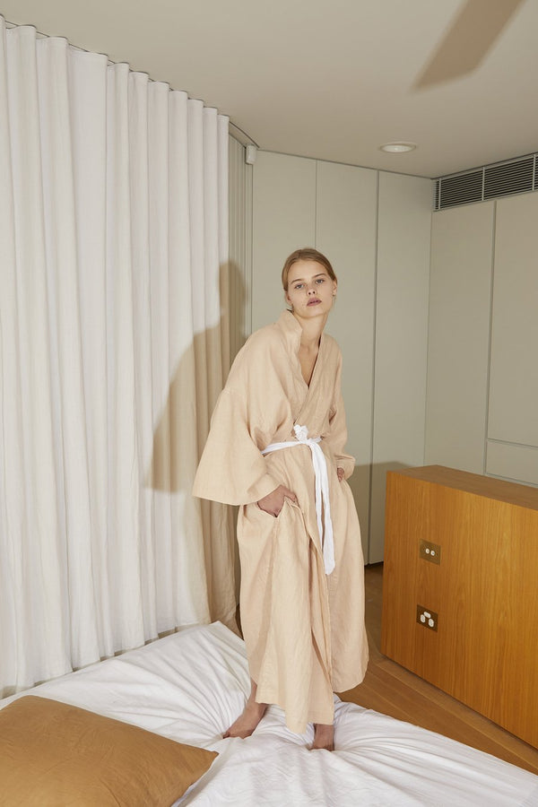 The 02 Robe - Blush