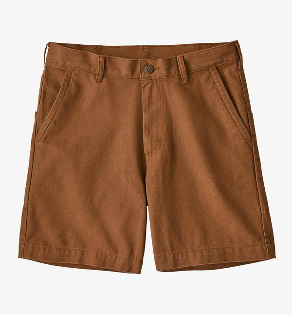 M's Stand Up Shorts 7in - Earthworm Brown