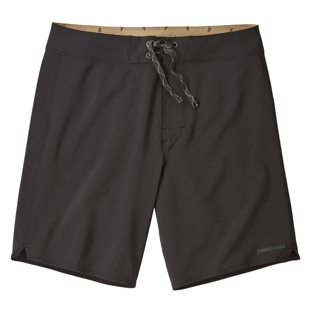 M's Stretch Hydropeak Boardshorts - Ink Black