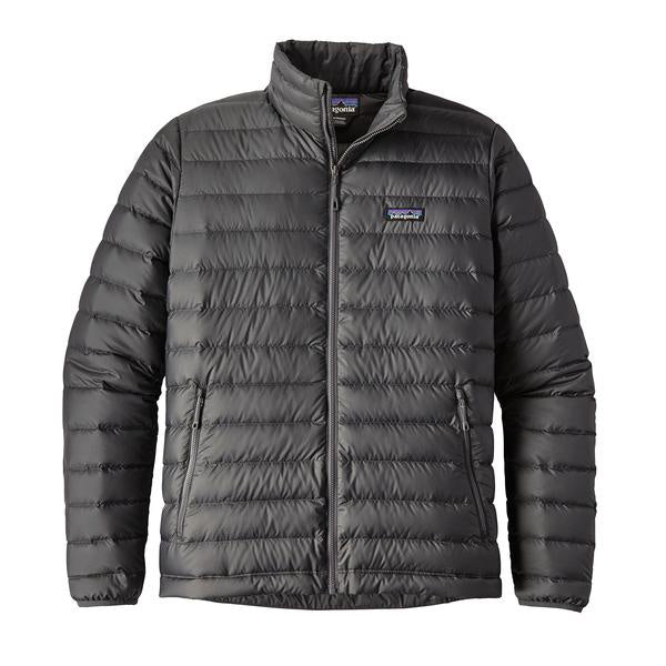 M's Down Sweater Jacket - Forge Grey