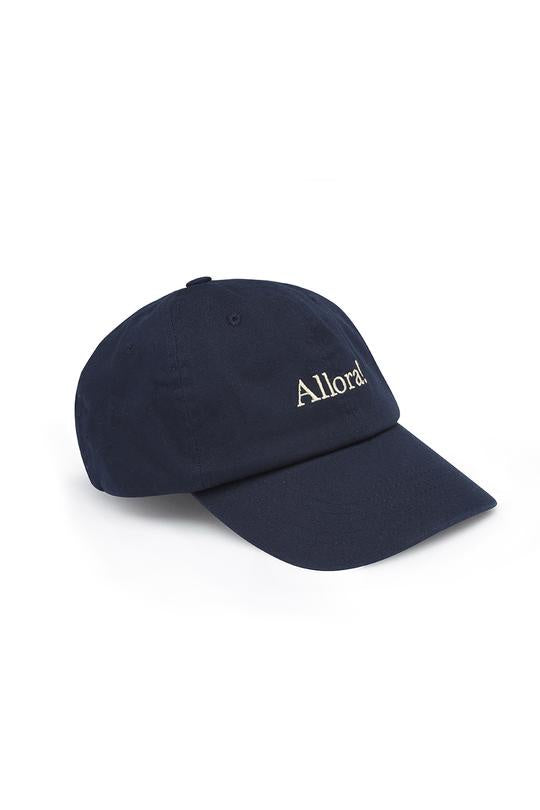 Allora Cap - Navy Blue