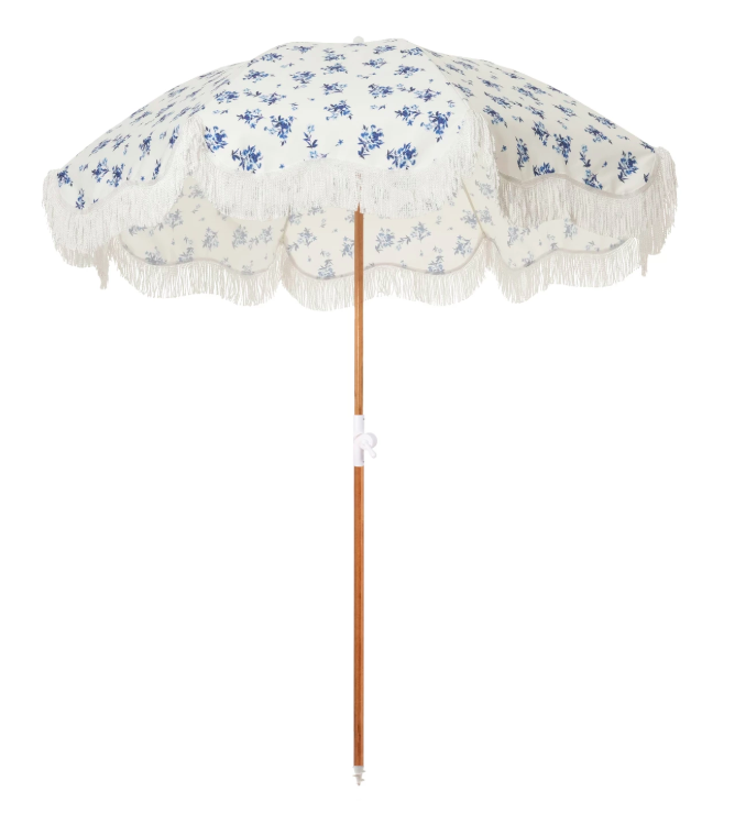 Holiday Beach Umbrella - Scf Prairie