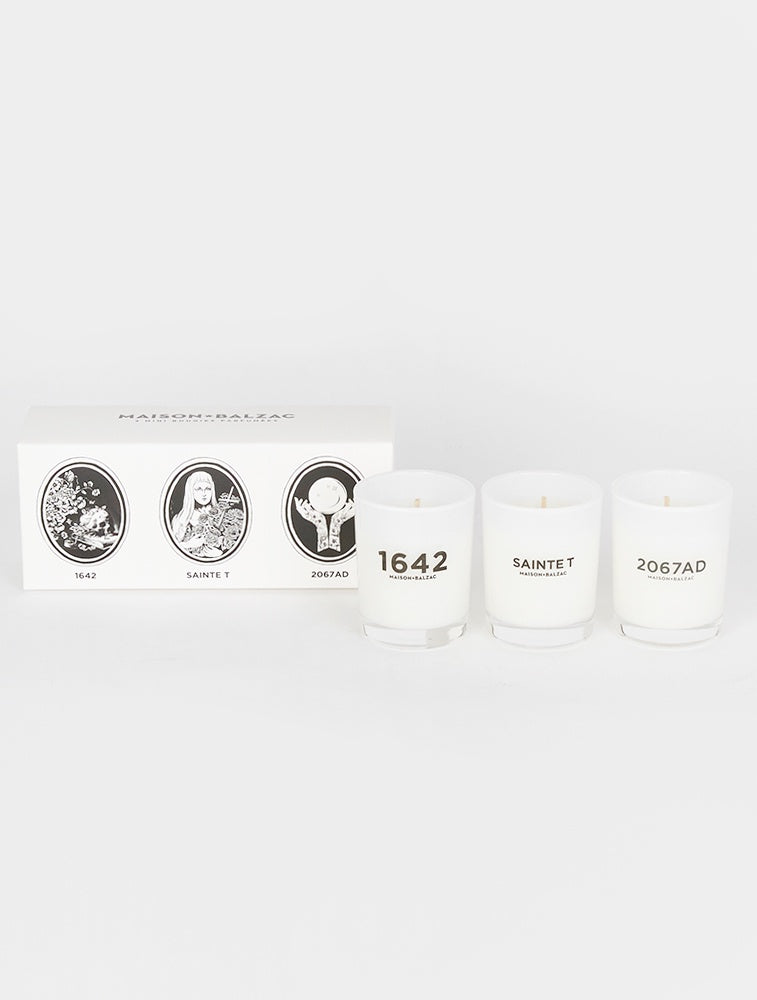 dr cooper trio mini candles