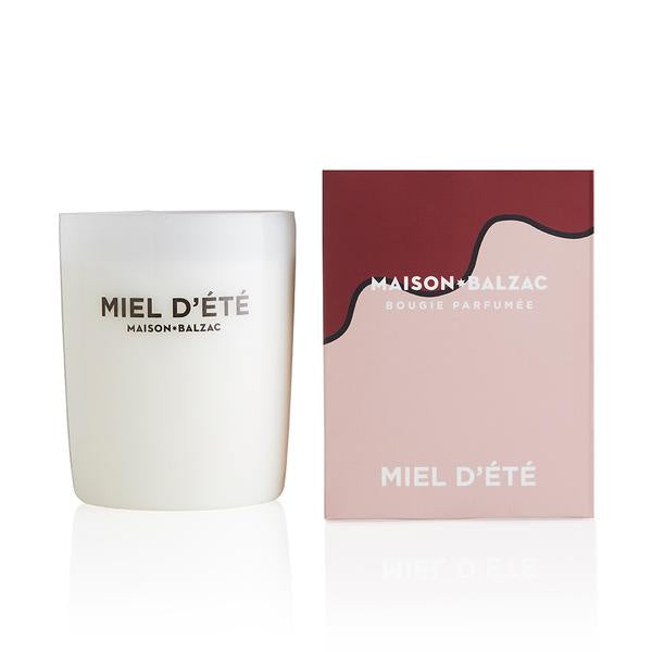 Miel d' été Large Candle