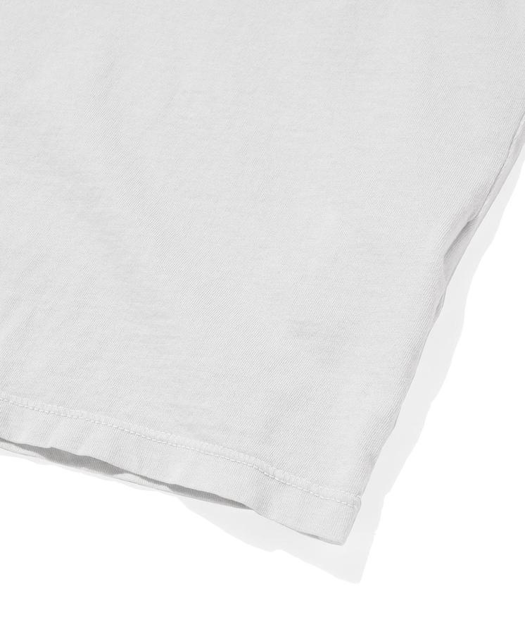 Ghost Logo Tee - Haze