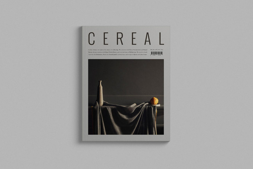 Cereal Magazine - Vol 16