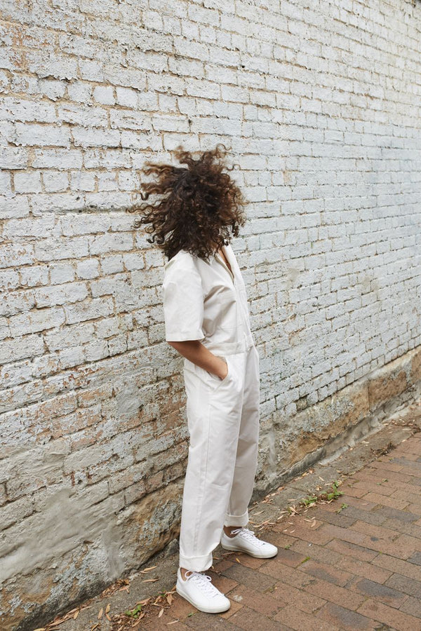 Coveralls - Off White