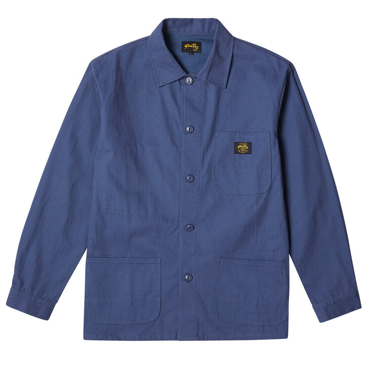 Chore Jacket - French Bue