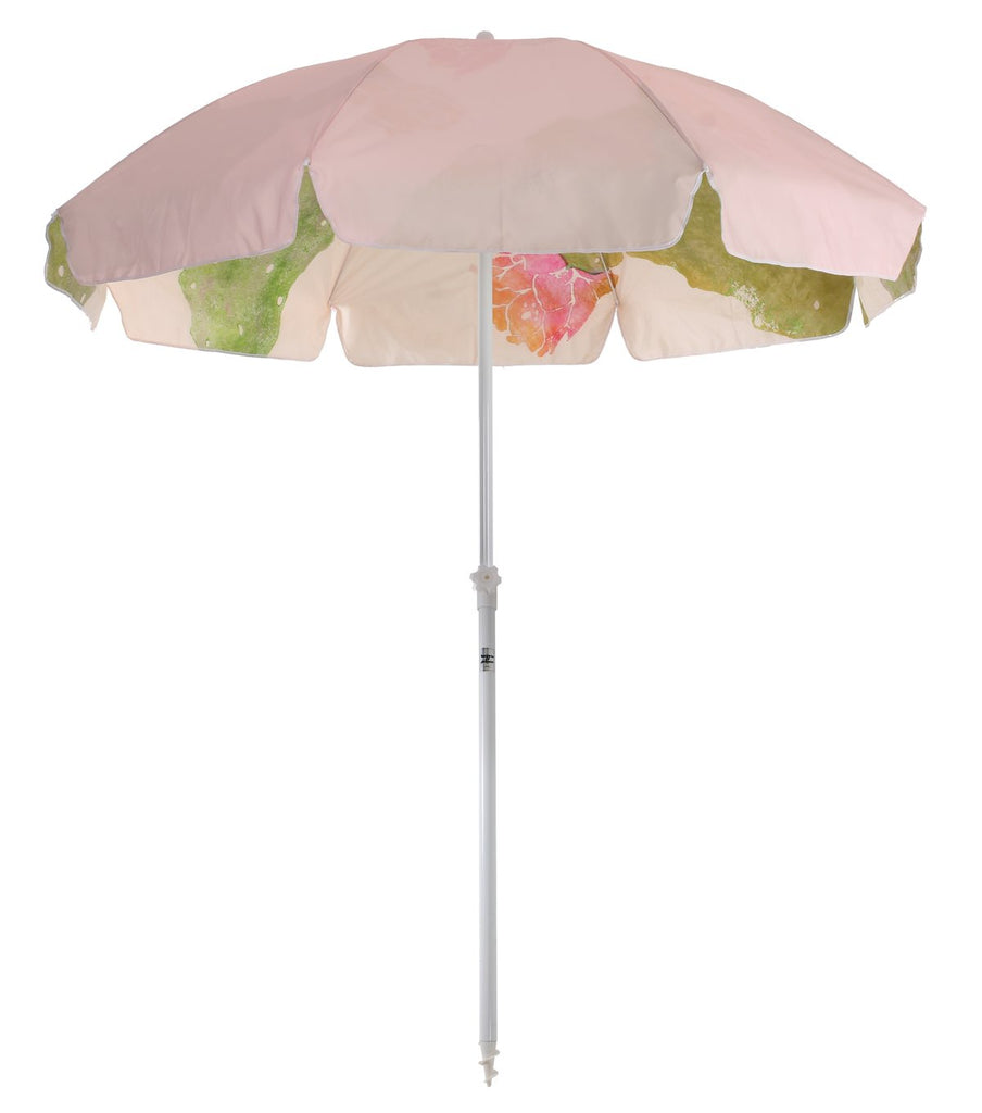 Family Beach Umbrella- Pink cactus