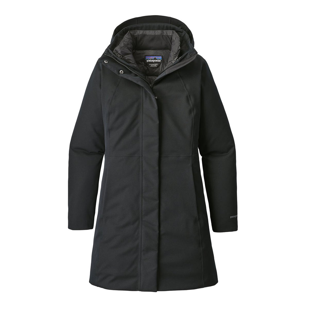 W's Tres 3-In-1 Down Parka Jacket - Black