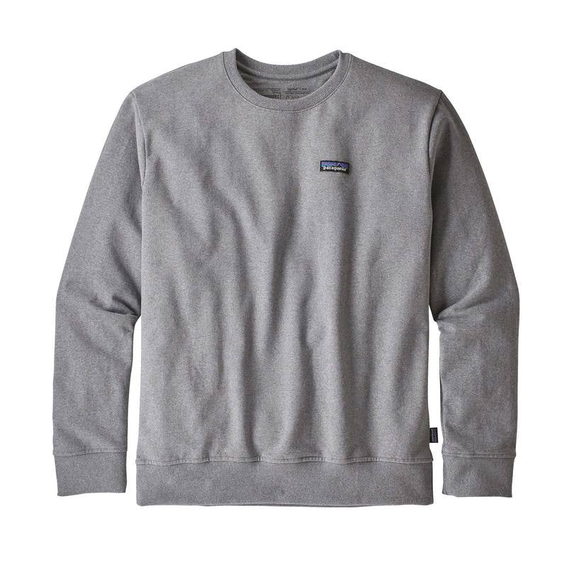 M's P-6 Label Uprisal Crew Sweatshirt - Gravel Heather