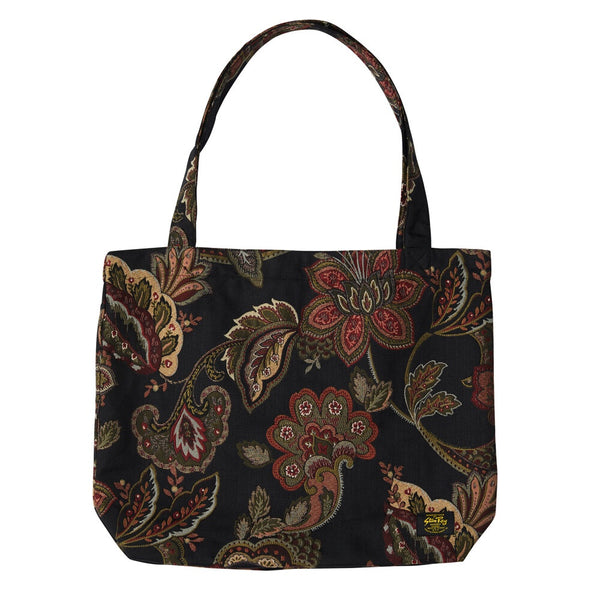 Shopper Bag - Jacquard Flower