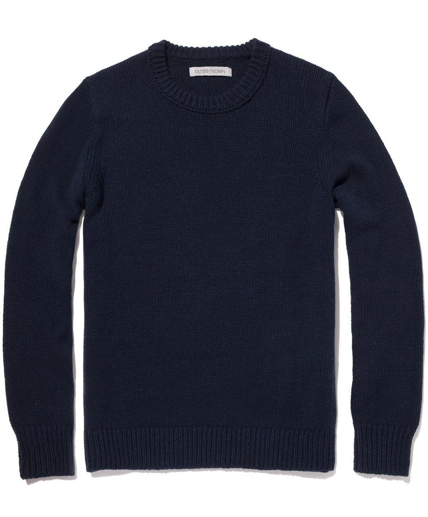 Harbor Crew Sweater Knit - Marine