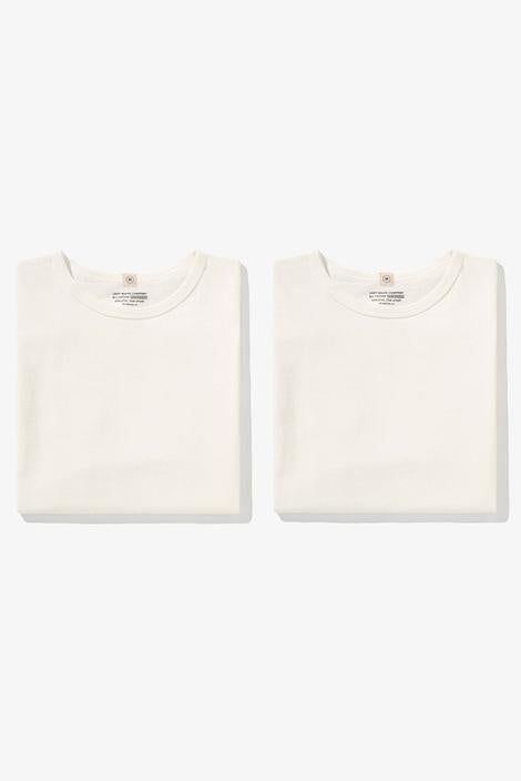 2-Pack T-shirt - White
