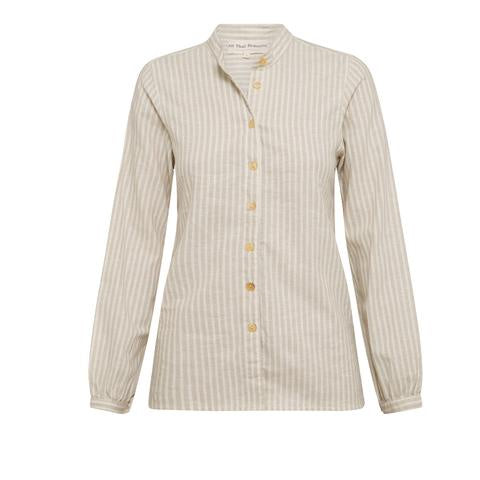 Lou Shirt - Twig Stripe