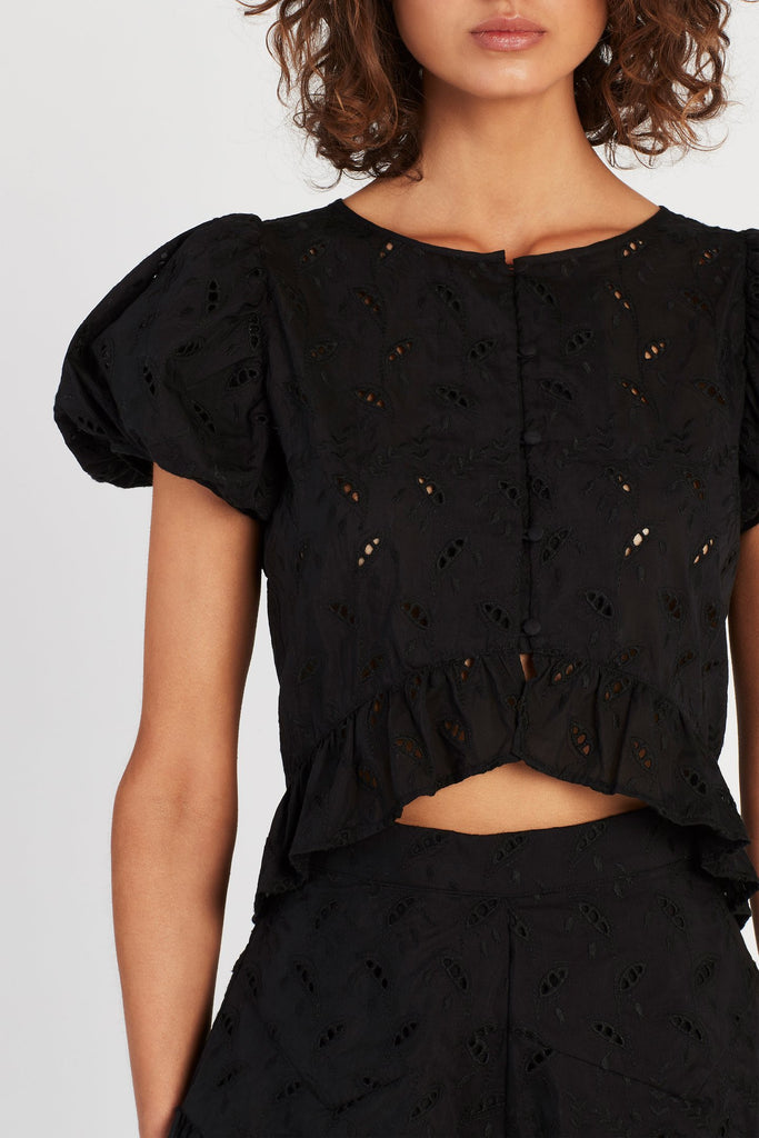 Elodie Top - Black