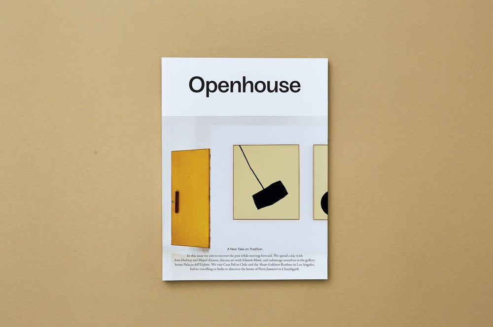 Openhouse Magazine - Issue No.11