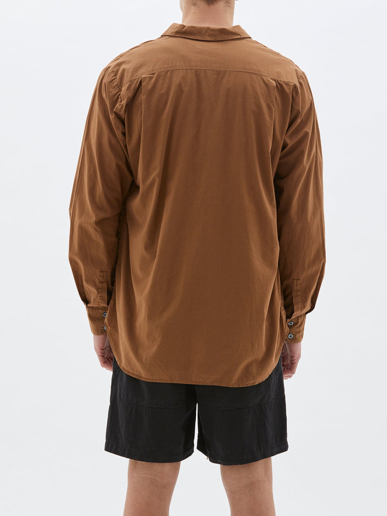 Beach Shirt - Caramel