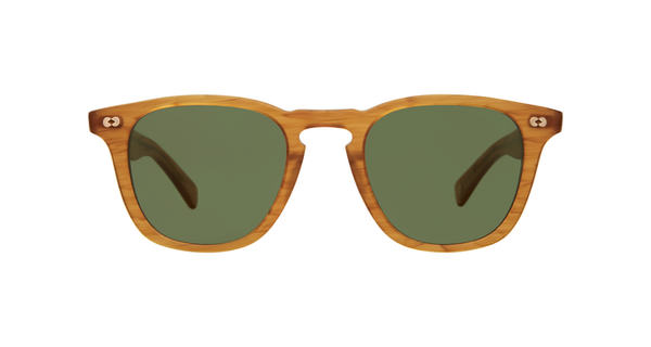 Brooks X 48 Sunglasses - Butterscotch/ Pure Green