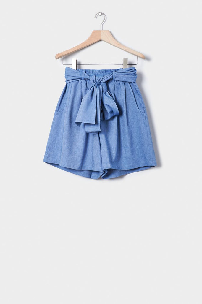Primary Shorts - Chambray
