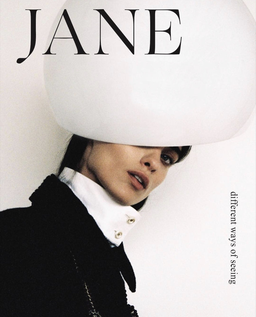 Jane. issue four