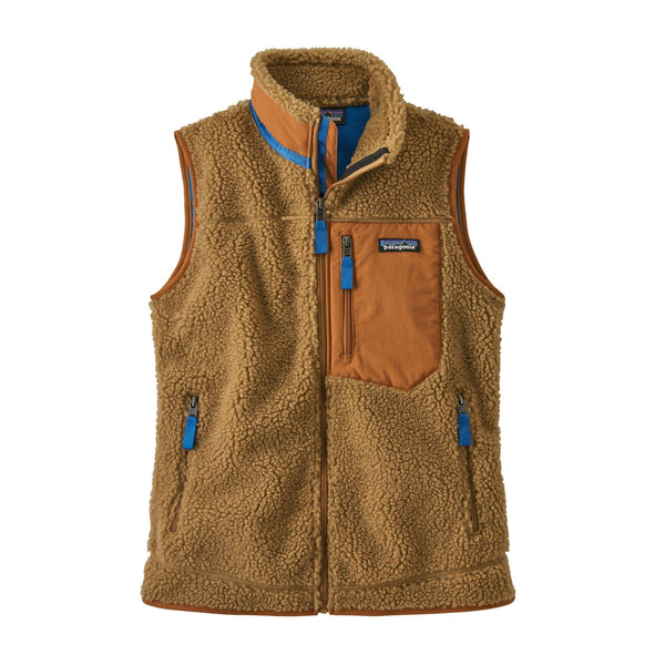 W'S Classic Retro-X Jacket - Natural Nest Brown