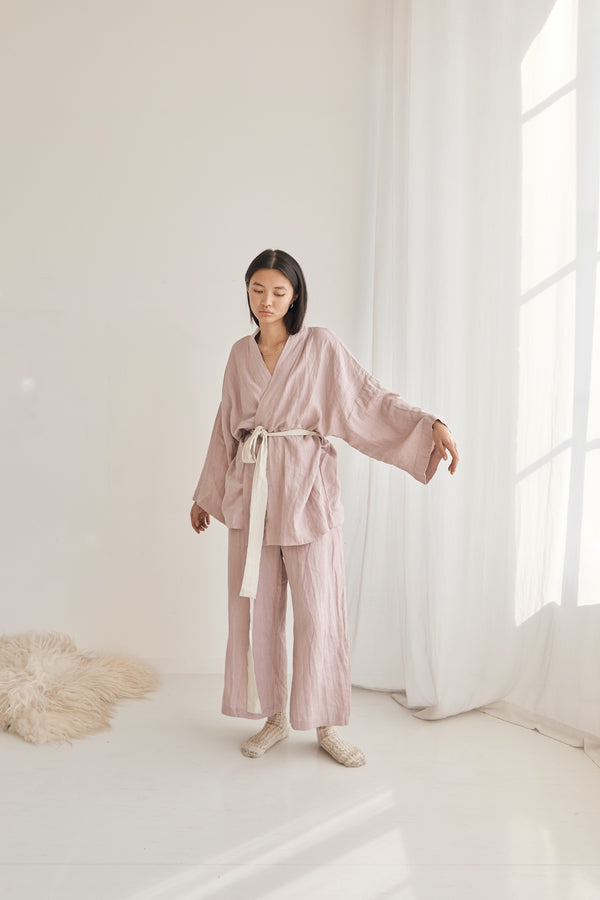 The 01 Loungewear Set - Lilac
