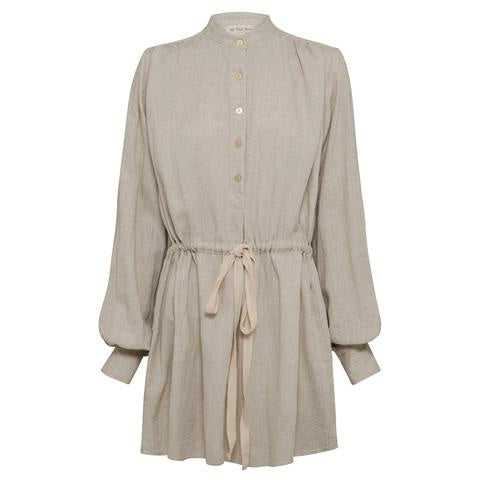 Edie Shirt dress short - twig