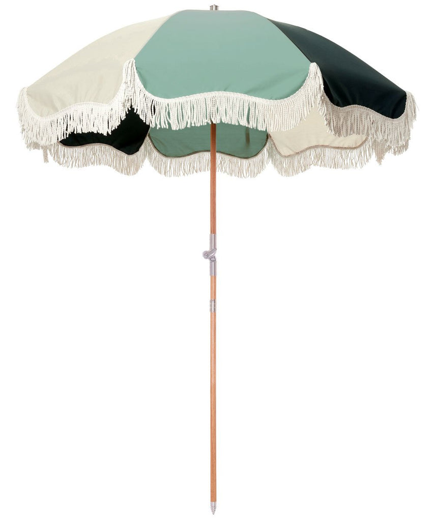 The Premium Beach Umbrella - 70s Santorini