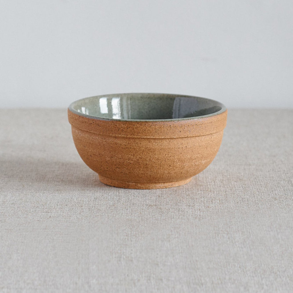 DEWI RICE BOWL - Natural Earth, Green
