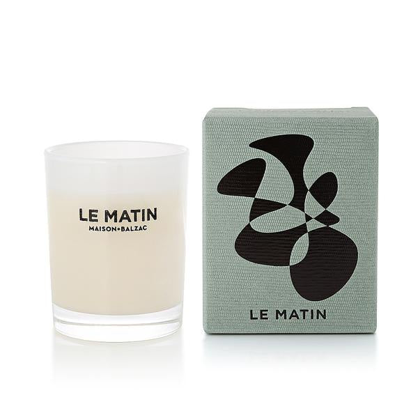 Le Matin - Mini Candle