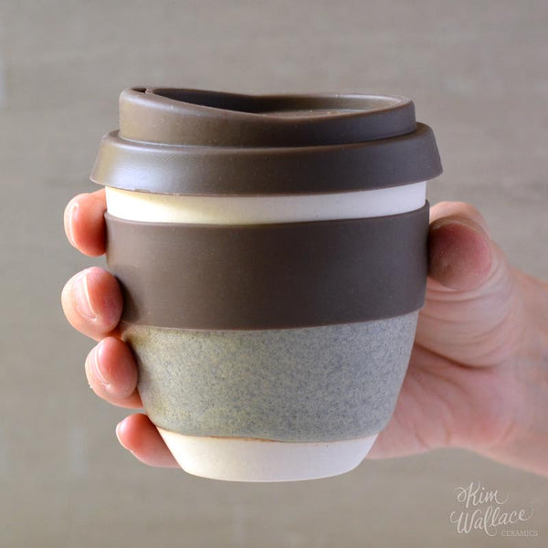 Reusable Takeaway Cup 12oz - Riverstone