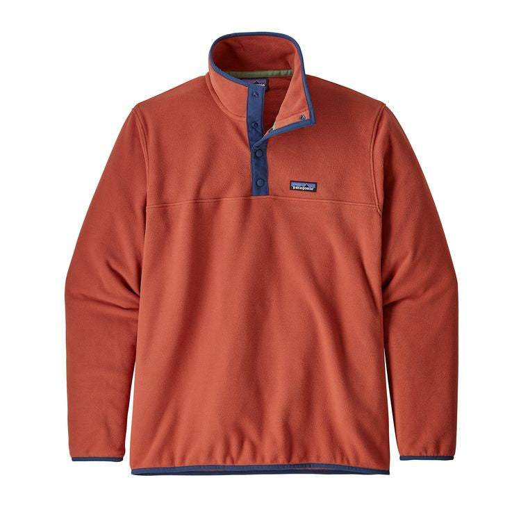 M's Micro D Snap-T Pullover - New Adobe