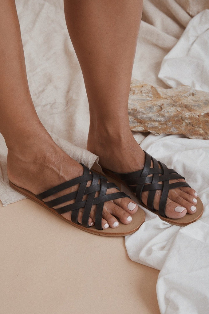 Bruno Sandal - Black