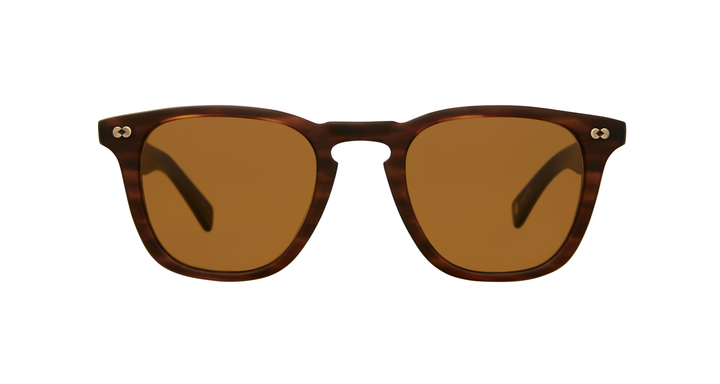 Brooks X 48 Sunglasses - Matte Brandy Tortoise/ Pure Brown