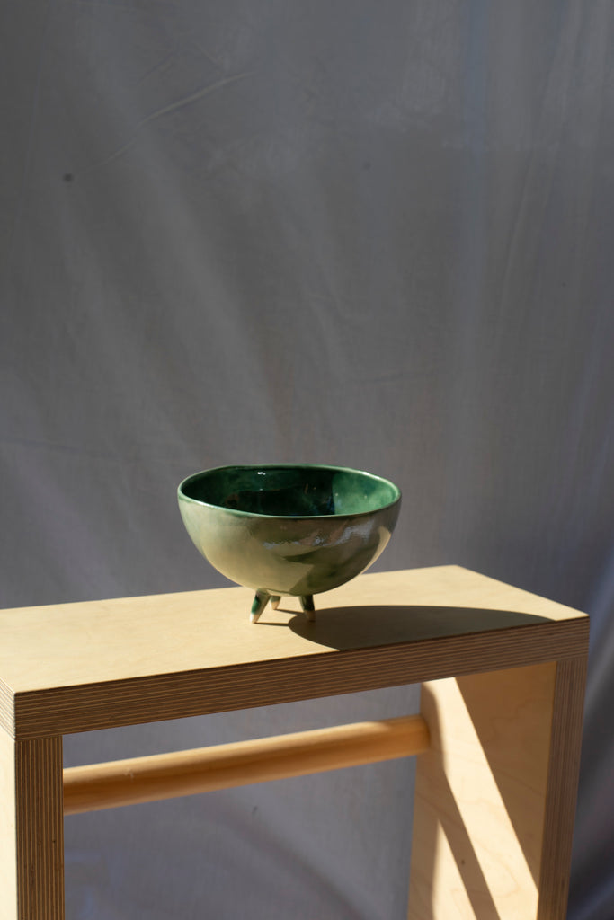 Little Piggies Bowl - Green