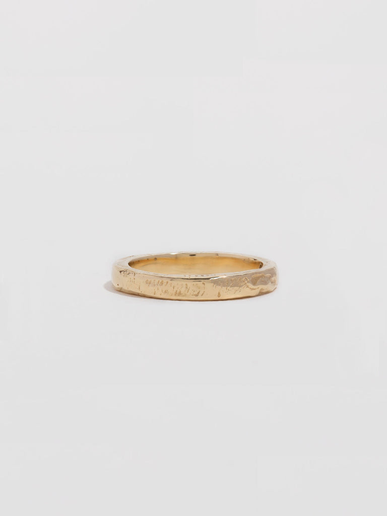 Dune Ring - 9ct Gold