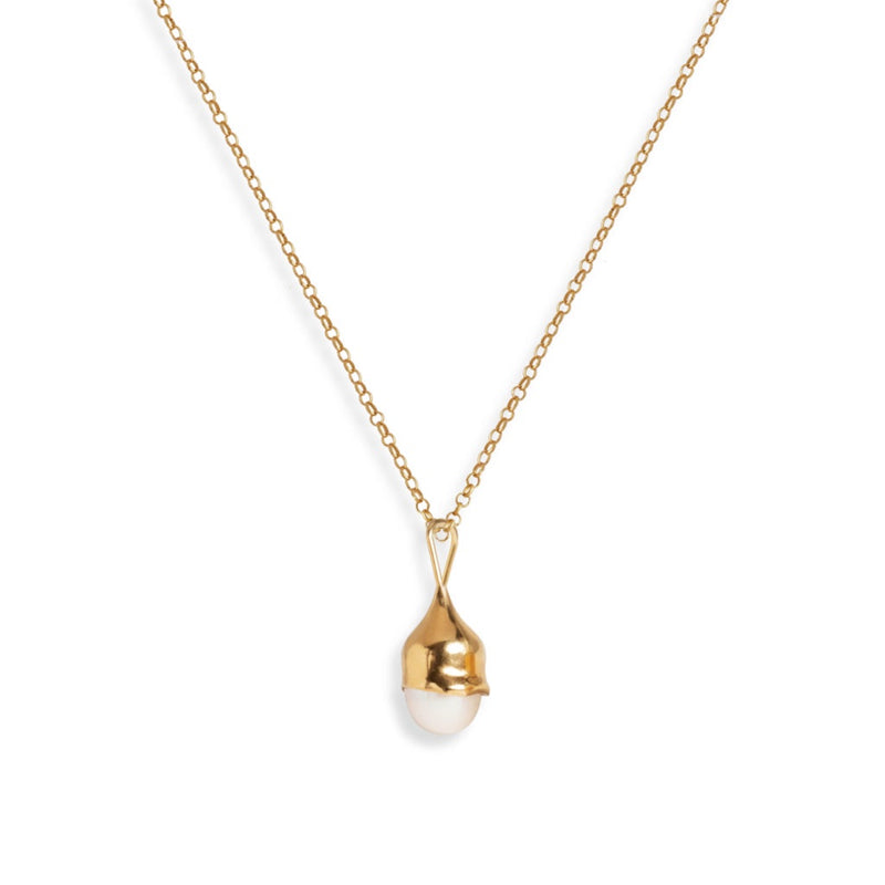 Gumnut Necklace - Gold