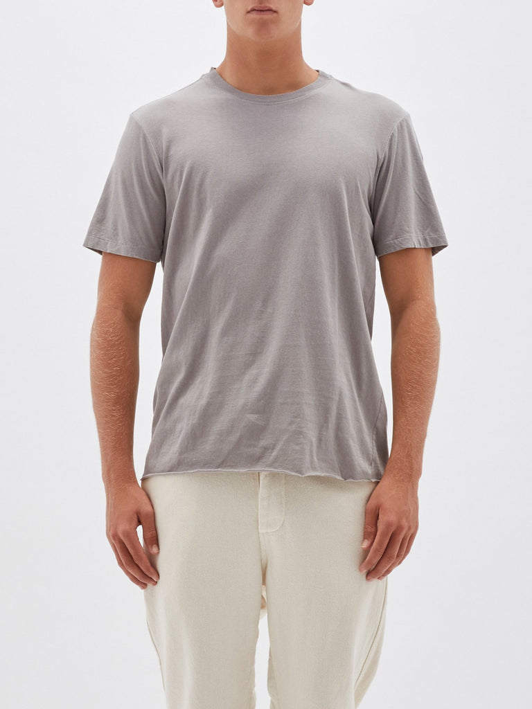 Standard Vintage Neck T-Shirt - Grout