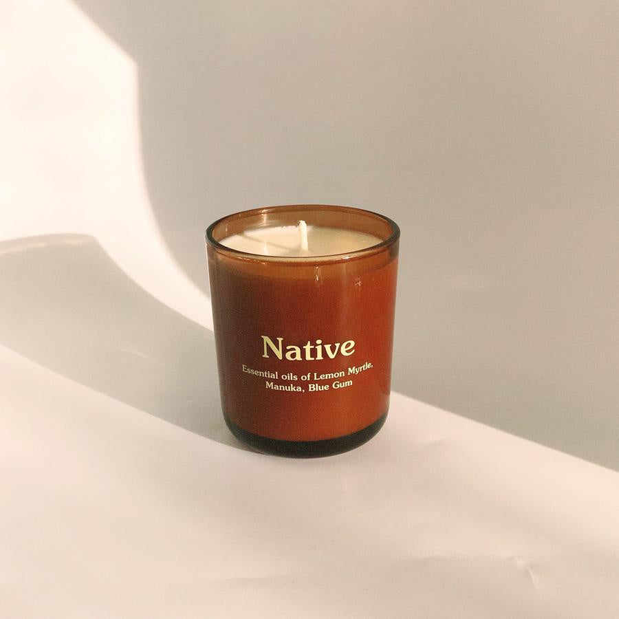 Native - Lemon Myrtle, Blue Gum, Manuka - Medium