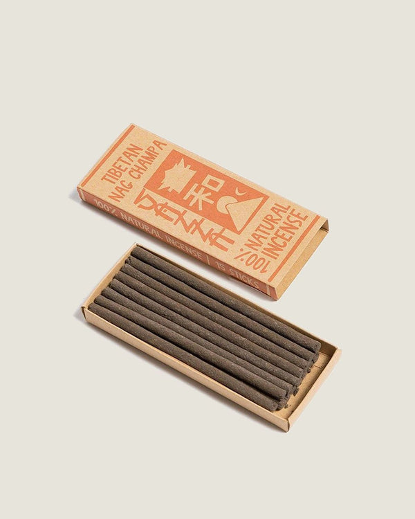 Tibetan Nag Champa Incense - 15 Sticks