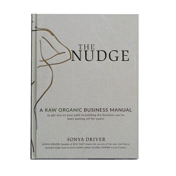 The Nudge - by Sonya Driver