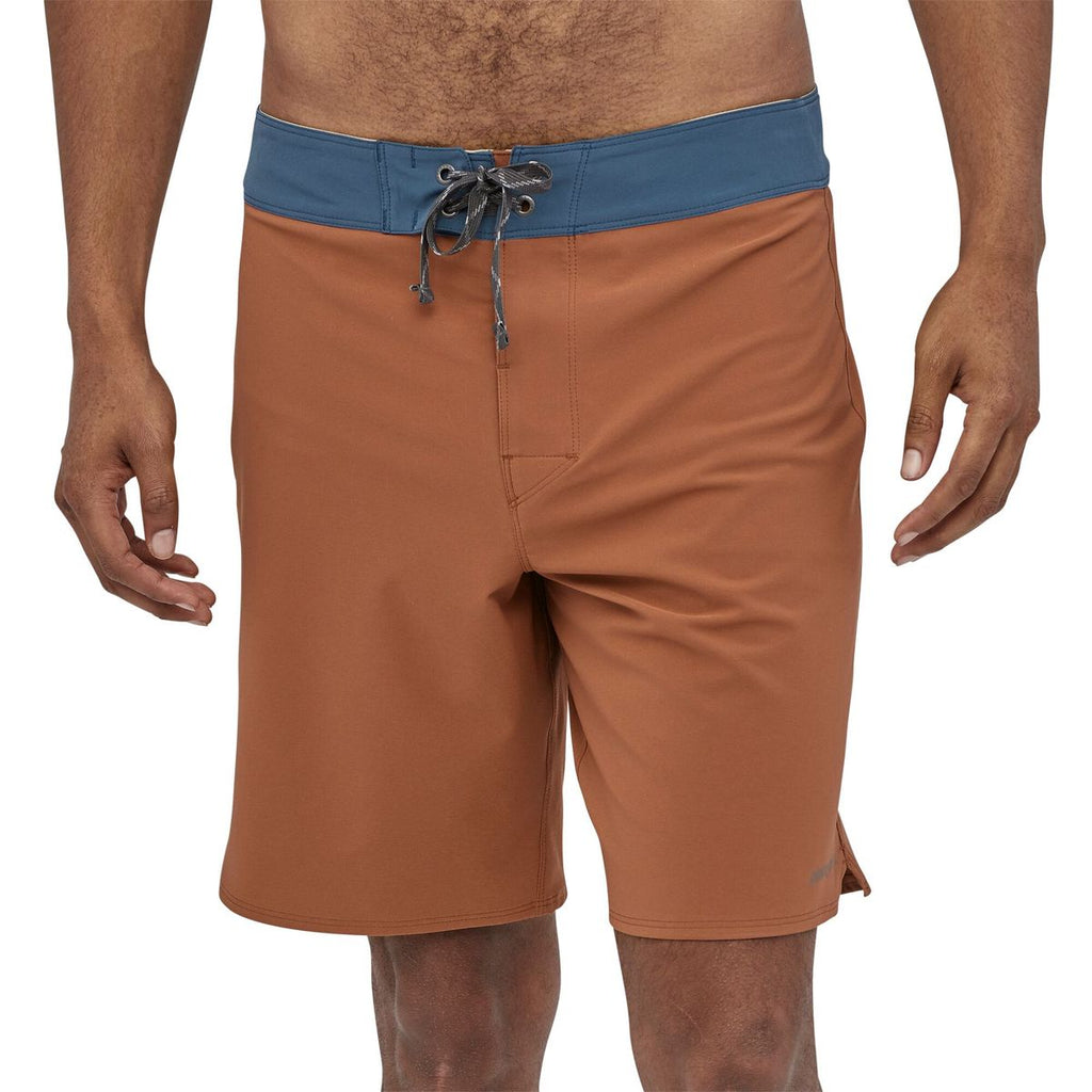 M's Stretch Hydropeak Boardshorts - Sisu Brown