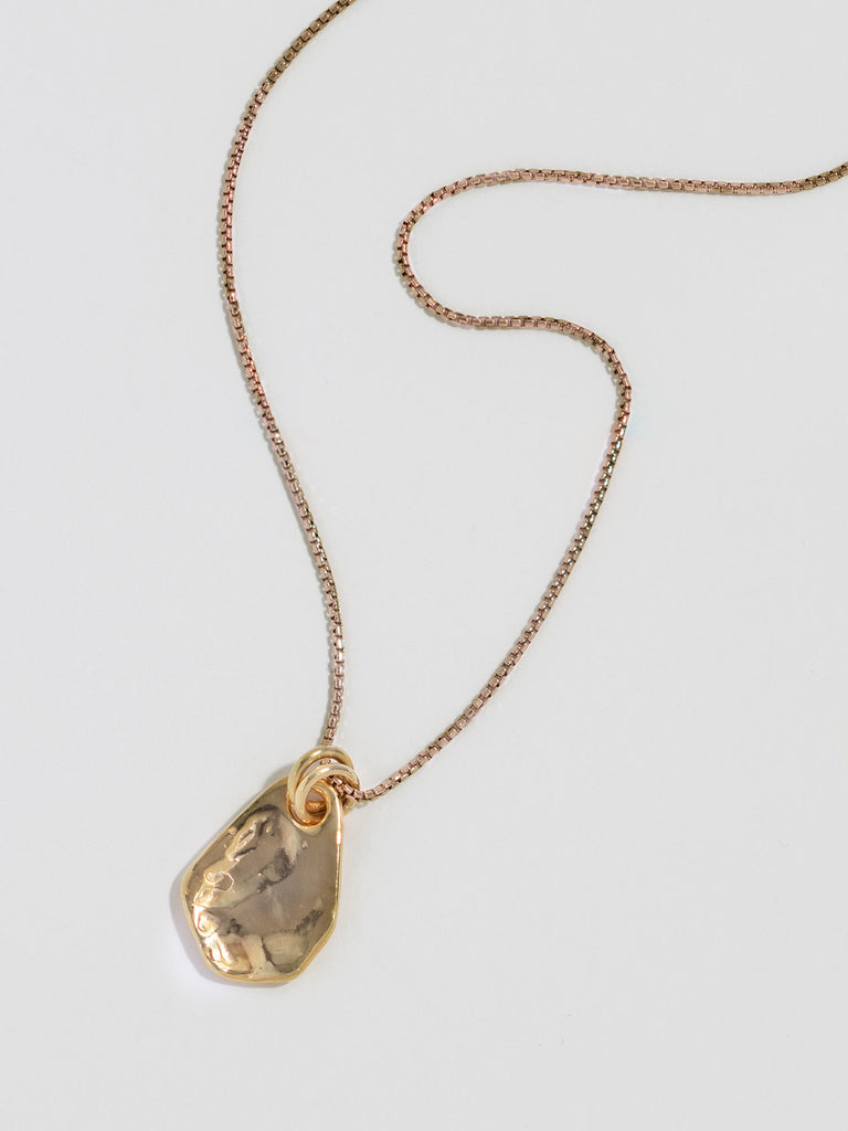 Terra Necklace - Gold