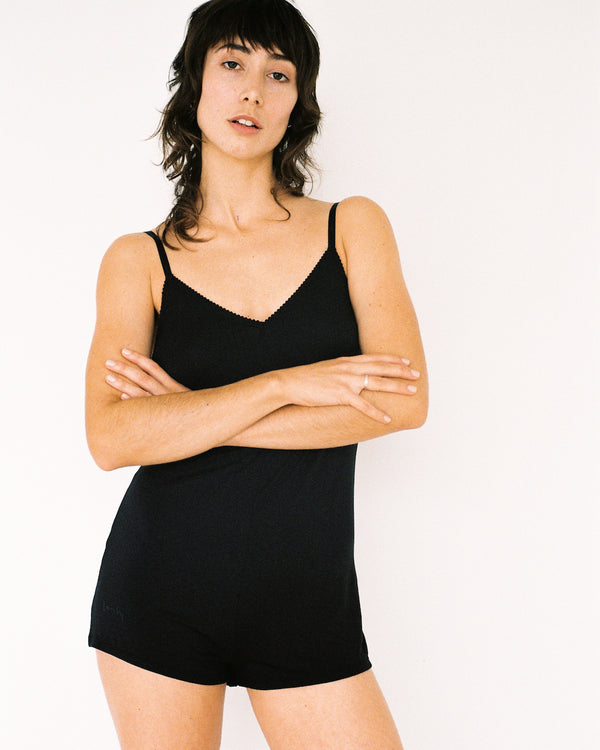 Bobbi Romper- Black